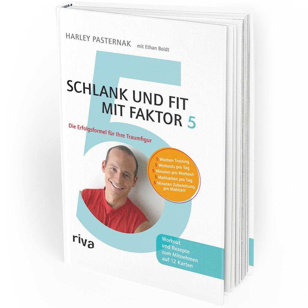 Schlank und fit mit Faktor 5 (Buch)