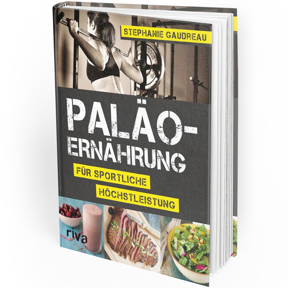 Paläo-Ernährung für sportliche Höchstleistung (Buch)