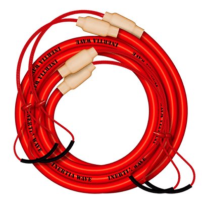 Inertia Wave DUO (Neon Rot)