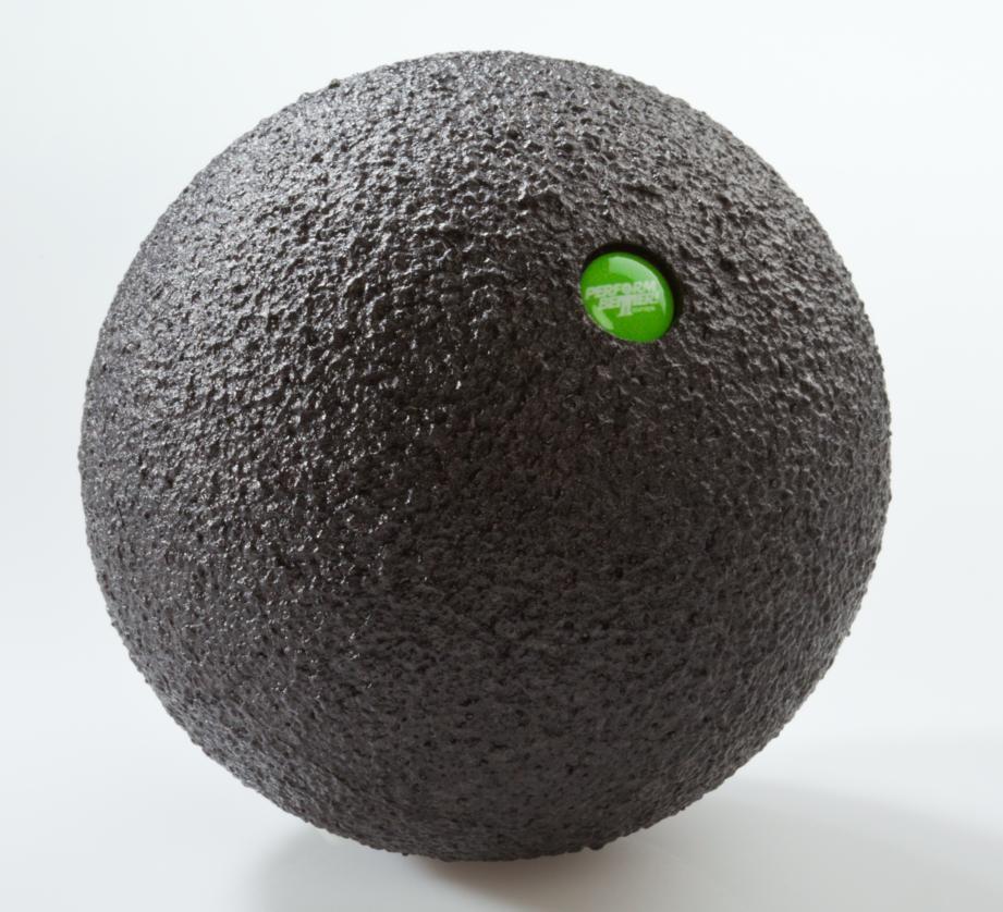 PB Blackroll Ball - schwarz, groß