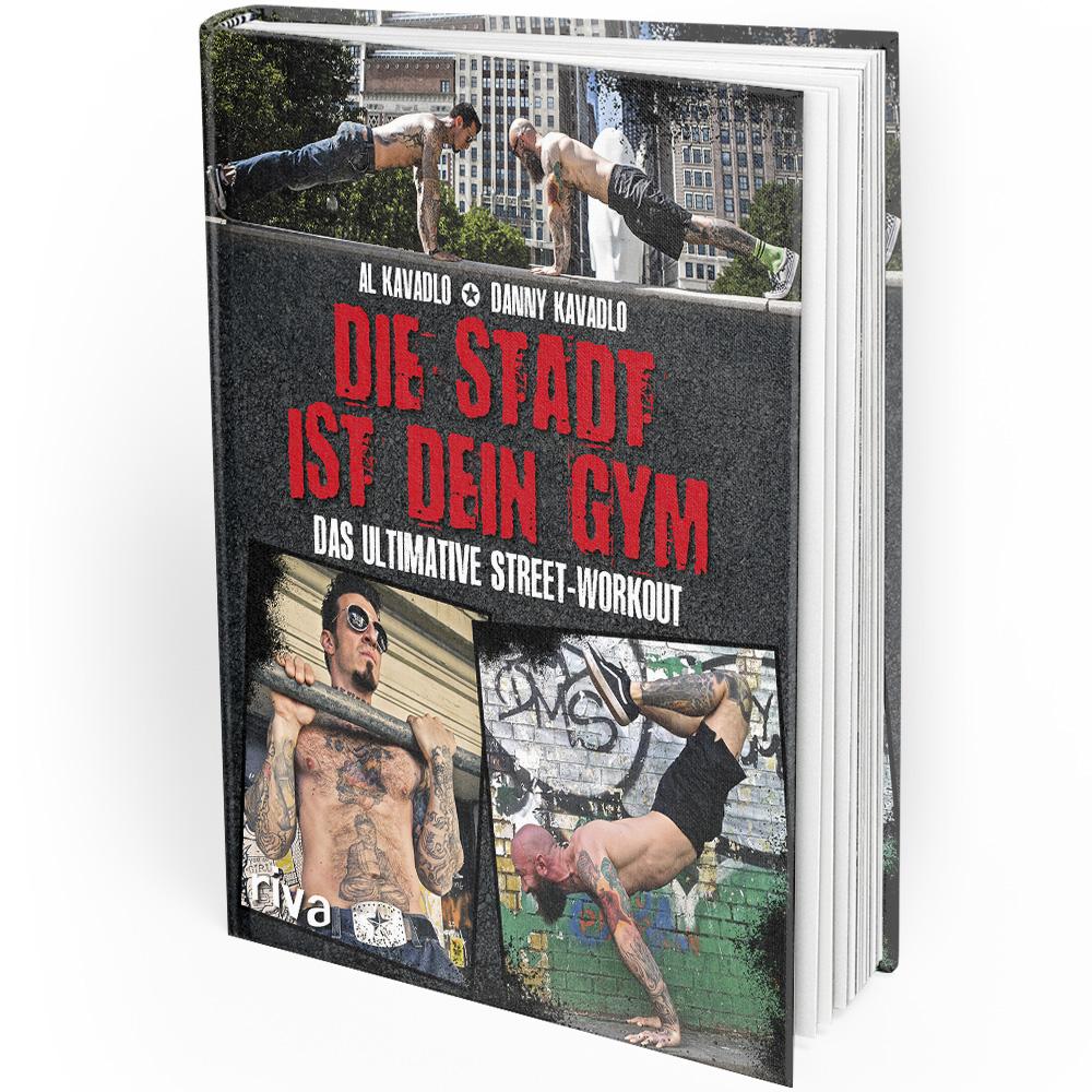 Die Stadt Ist Dein Gym (Buch)