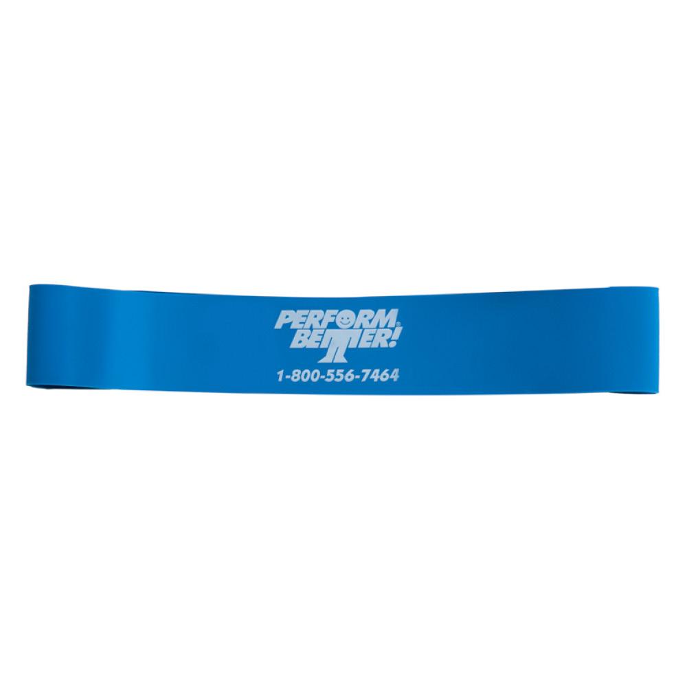 Minibands XL - Schwer XL (30 x 5 cm Schlinge) Blau