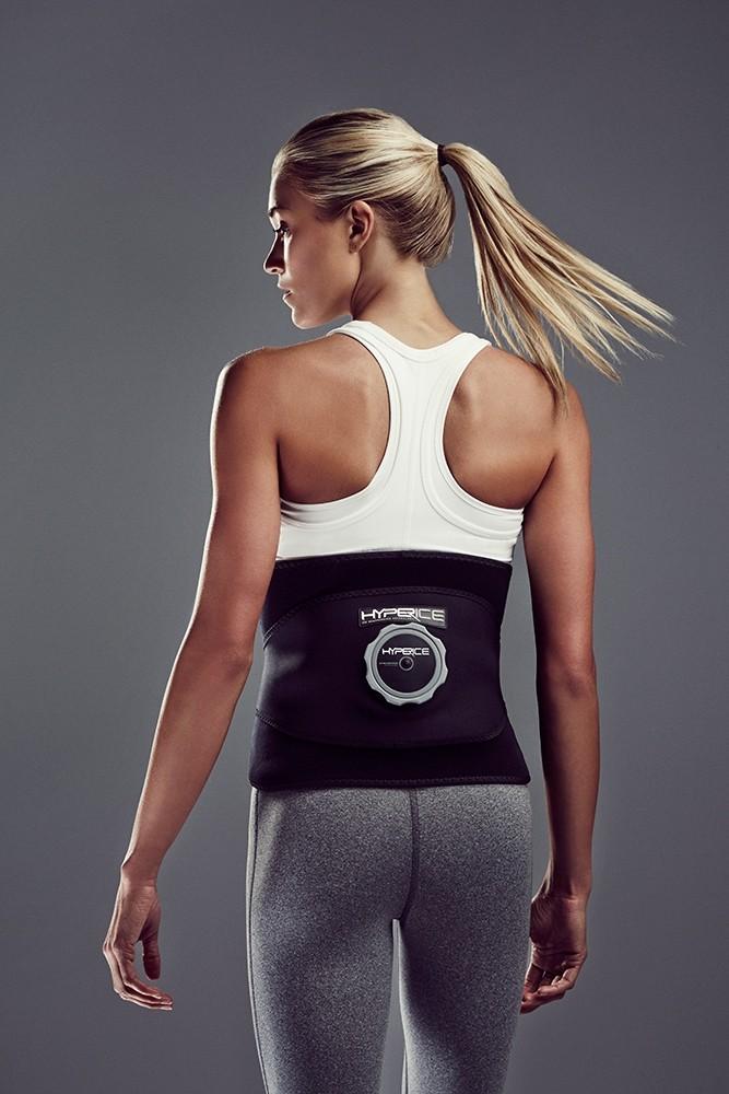 Hyperice - Rücken schwarz