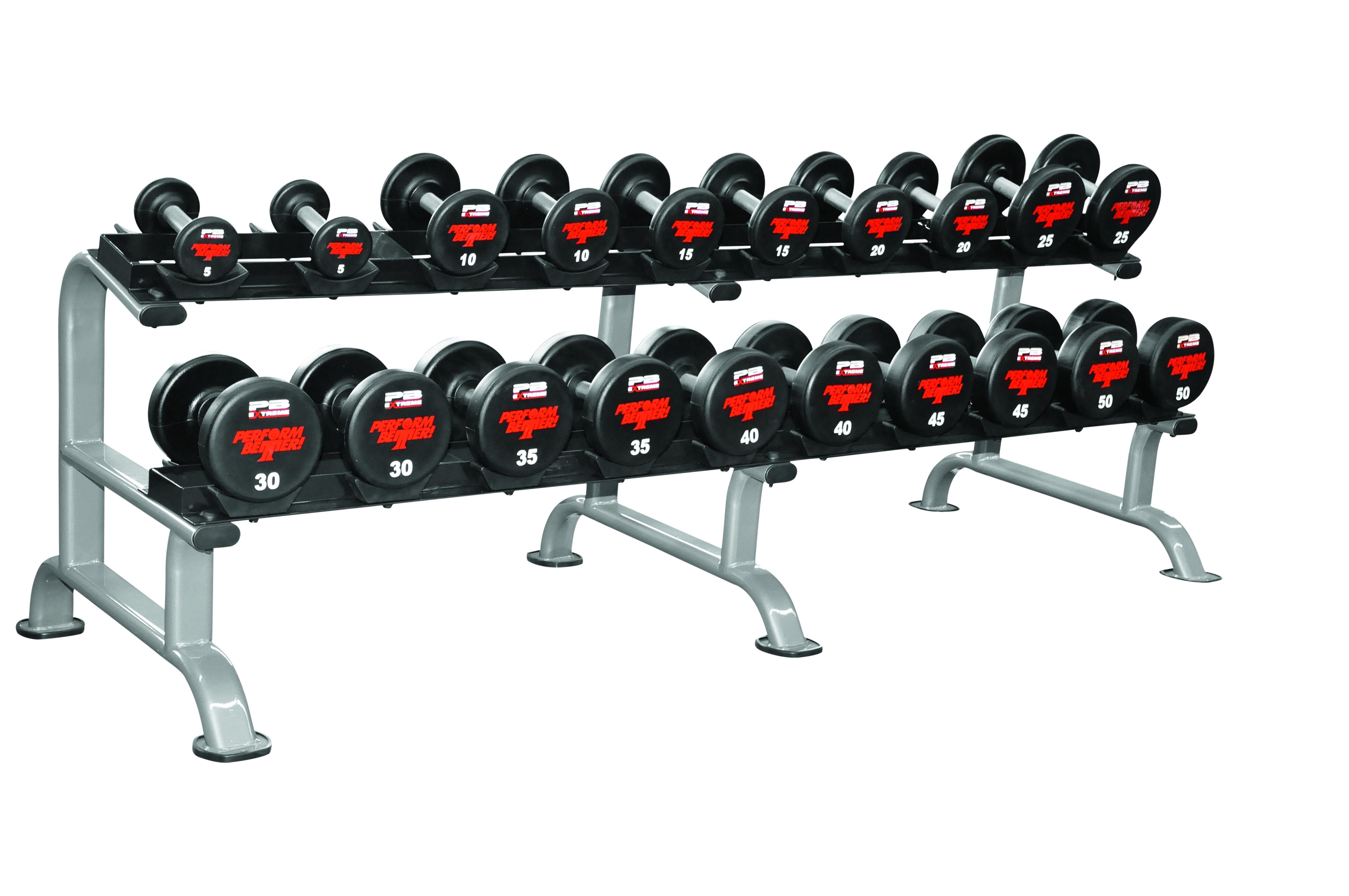Kurzhantel-Rack