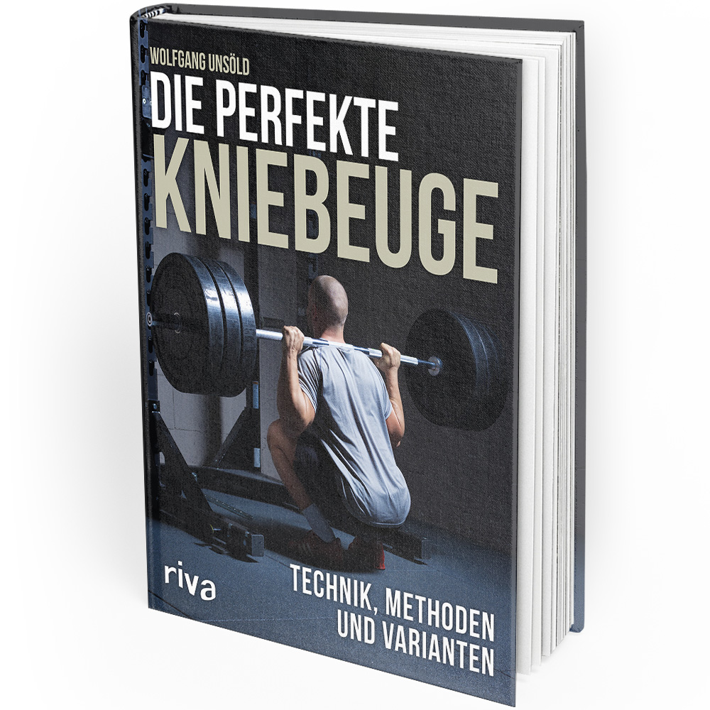 Die perfekte Kniebeuge (Buch)