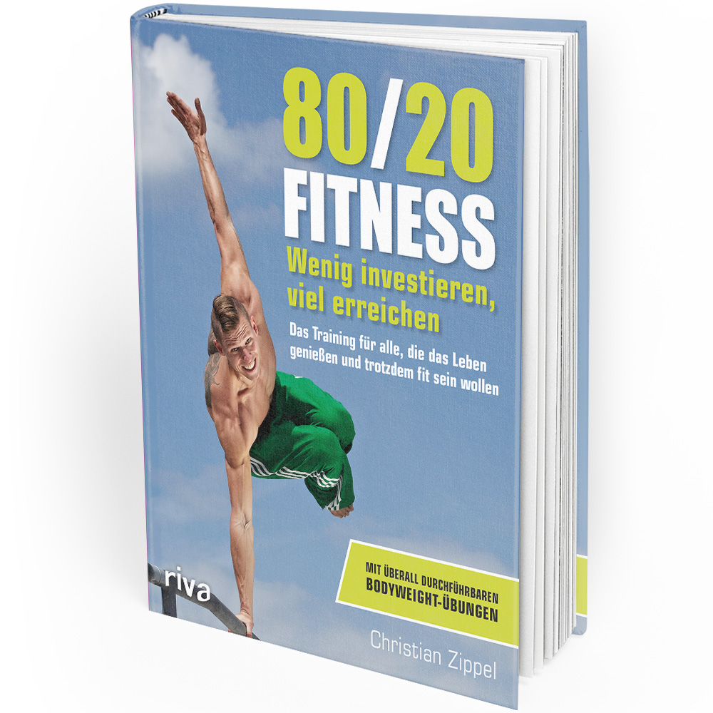 80/20-Fitness (Buch)