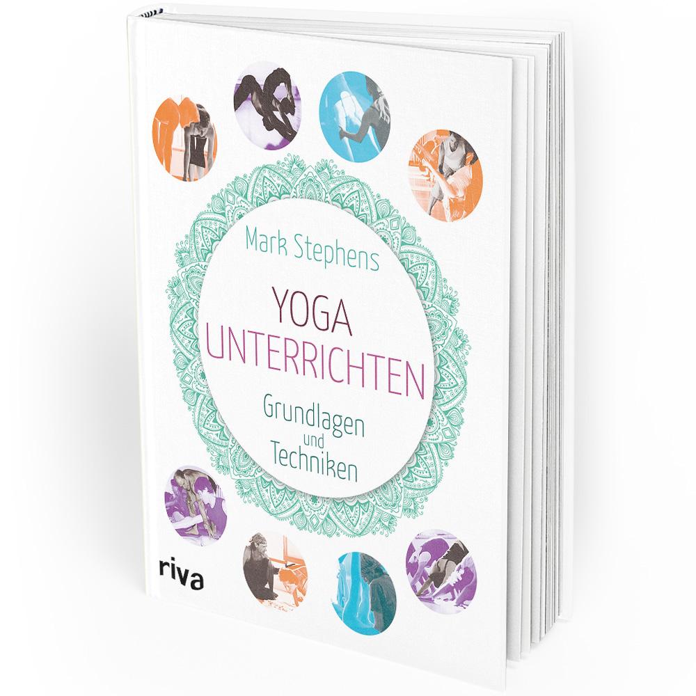 Yoga unterrichten-Grundlagen und Techniken (Buch)