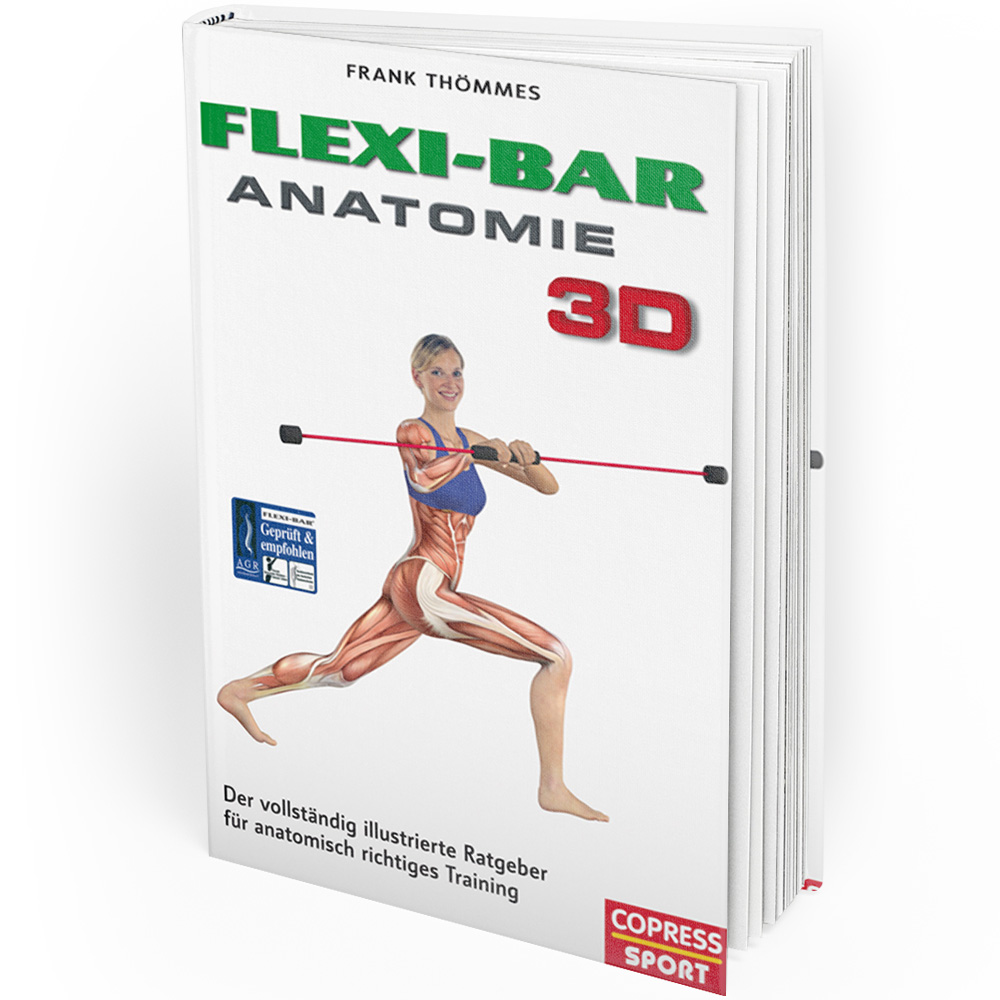 Flexi-Bar Anatomie 3D (Buch)