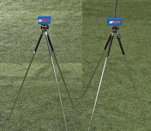Brower TCi - Photogate A und B - Zusätzliches Sensorenset mit Stativ