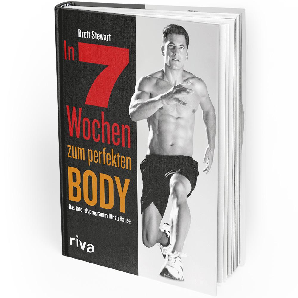 In 7 Wochen zum perfekten Body (Buch) Mängelexemplar