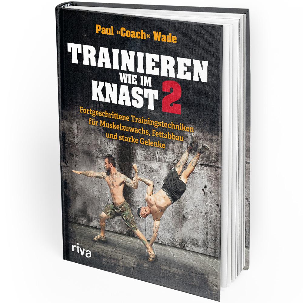 Trainieren wie im Knast 2 (Buch)