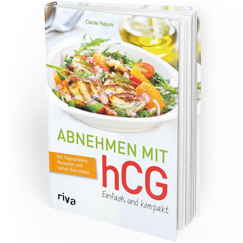 Abnehmen mit hCG - Einfach und kompakt (Buch)