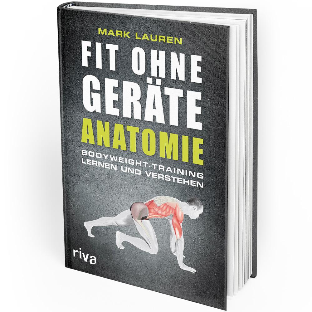Fit ohne Geräte - Anatomie (Buch)