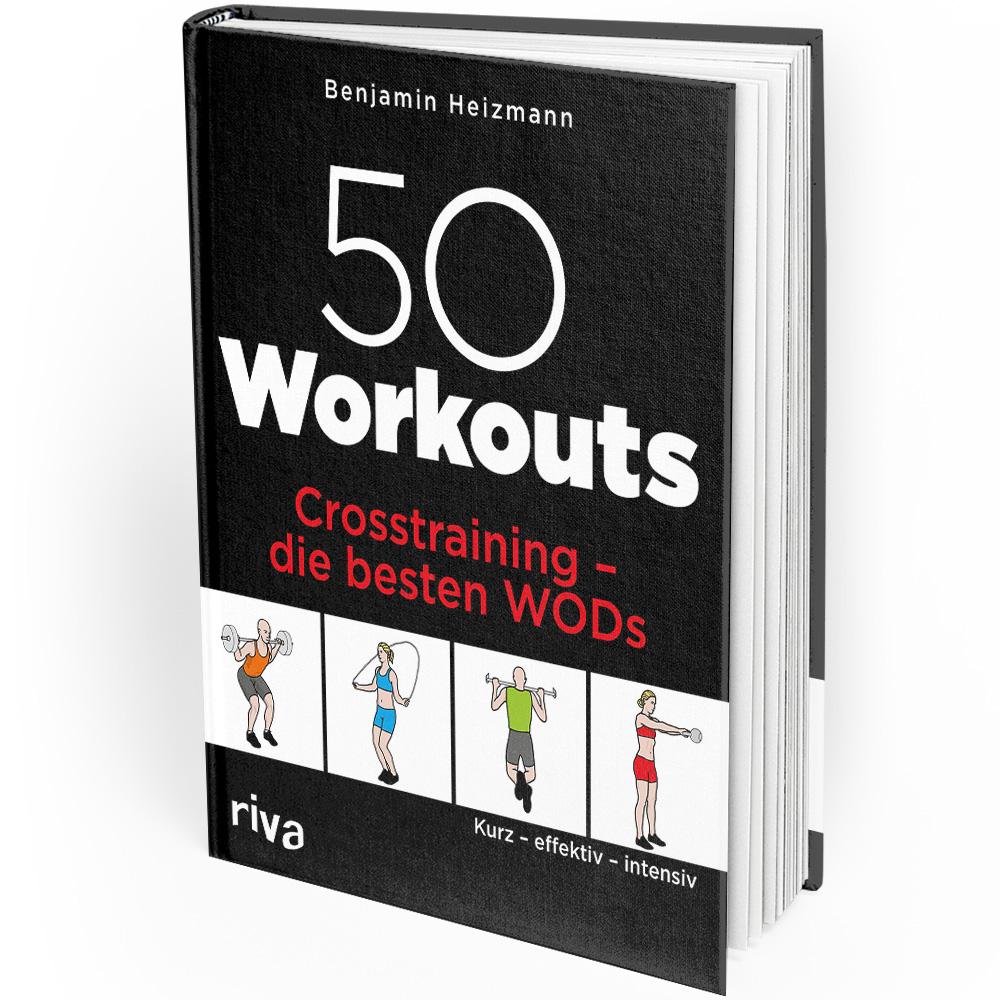 50 Workouts – Crosstraining – die besten WODs (Buch)