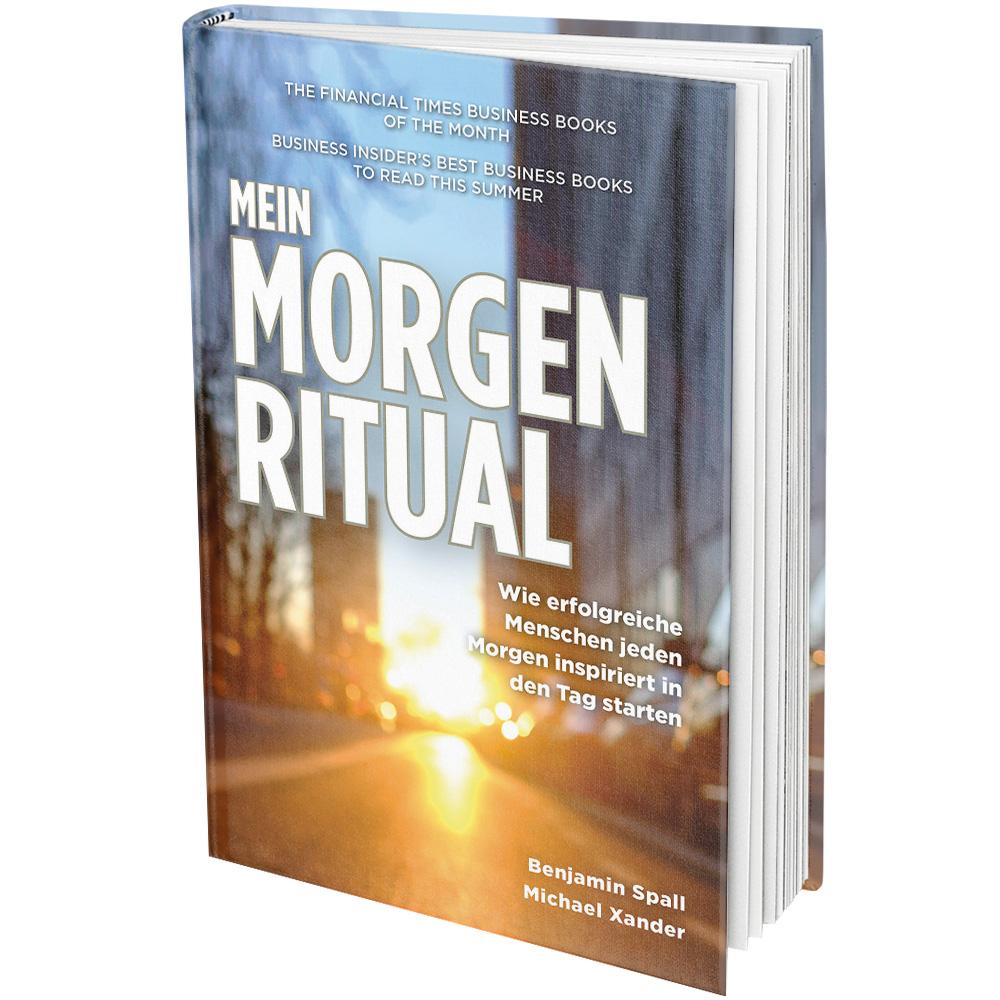 Mein Morgen-Ritual (Buch) Mängelexemplar