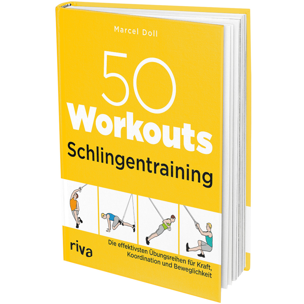 50 Workouts – Schlingentraining (Buch)