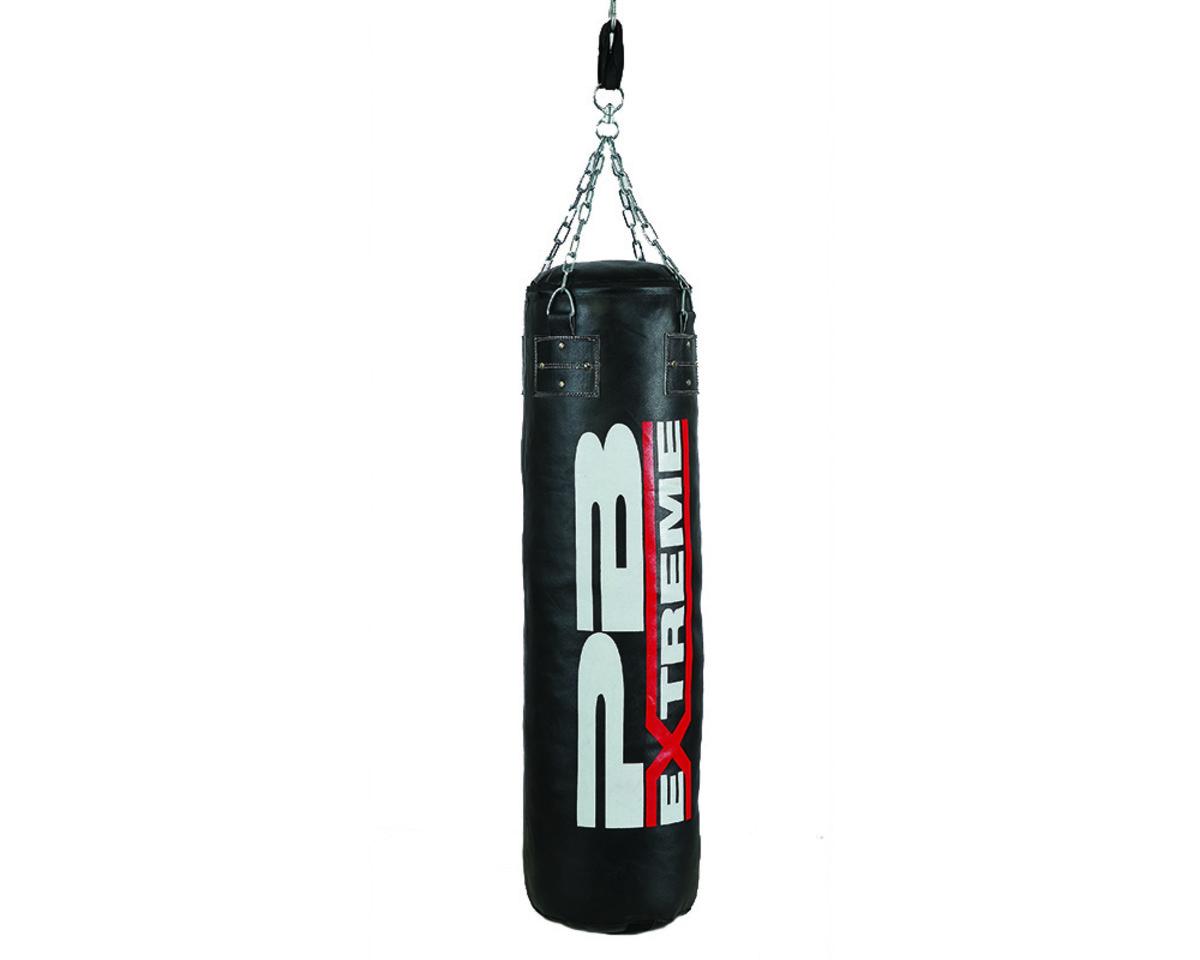 PB Extreme Thai Bag (60kg / 1.83m lang / schwarz / Kunstleder)