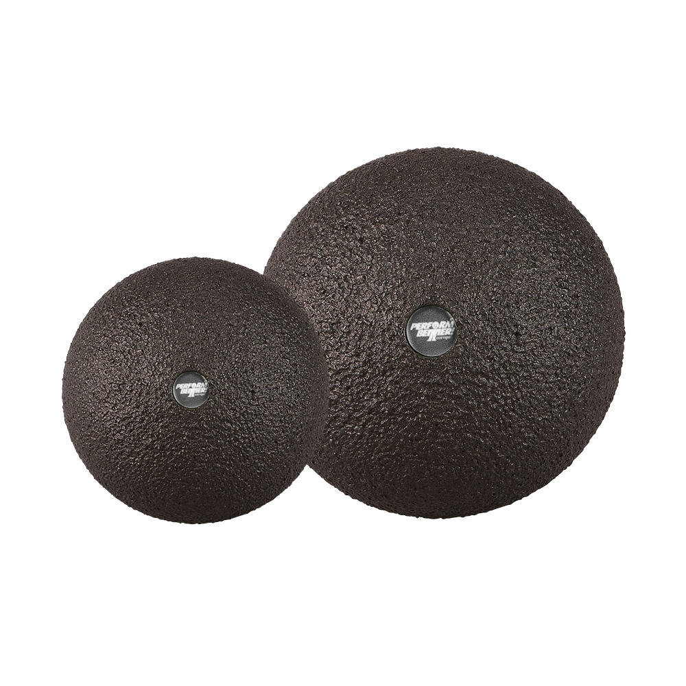 PB Blackroll Ball - Set schwarz