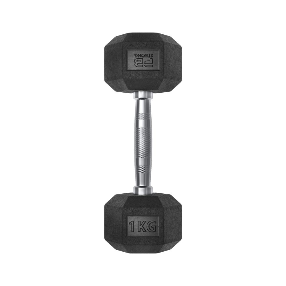 PB Strong Hexhantel (Stk) 1 kg