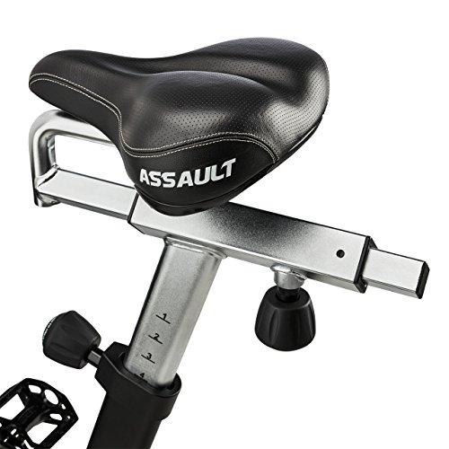 Assault Air Bike - Schwarz