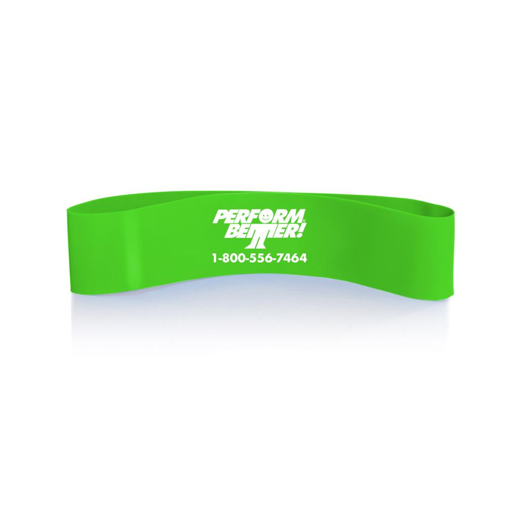 Minibands - Grün (mittel)
