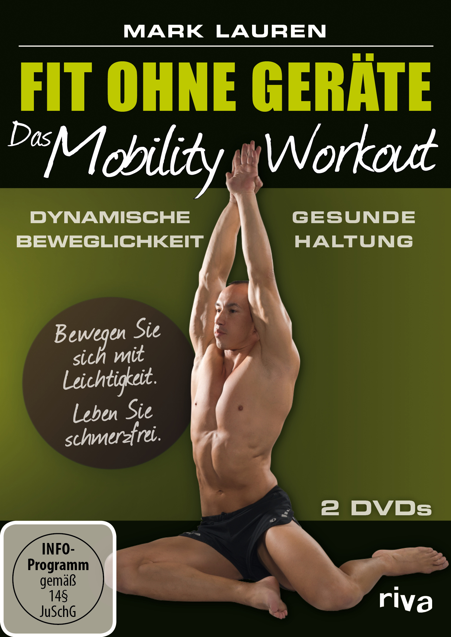 Fit ohne Geräte - Das Mobility Workout DVD
