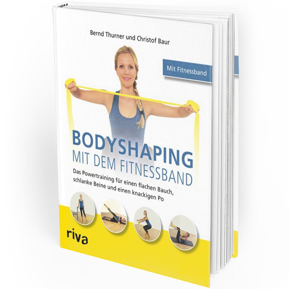 Bodyshaping mit dem Fitnessband (Buch)