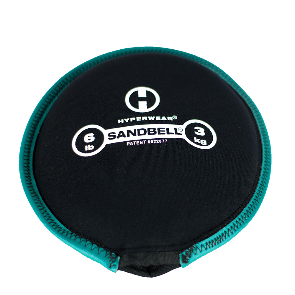 Sandbell Gewicht 30 lbs. (13,5 kg)