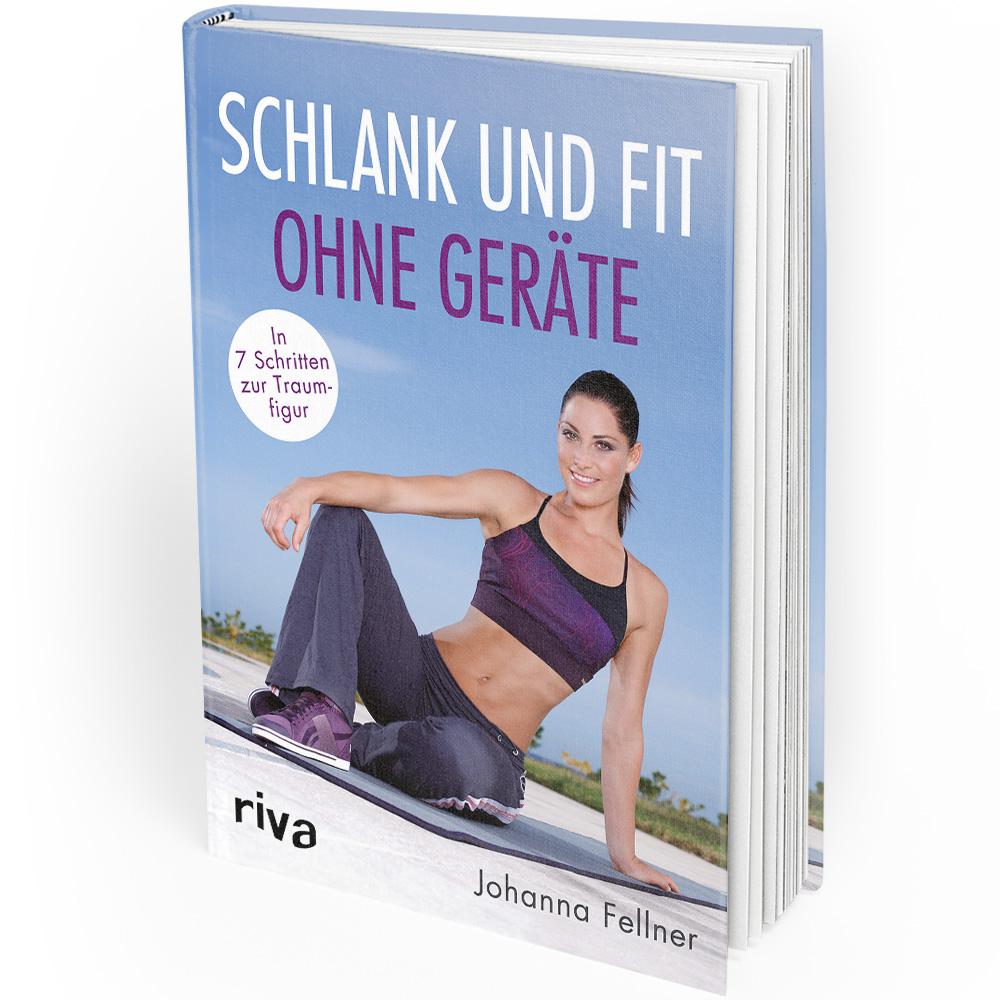Schlank und fit ohne Geräte (Buch)