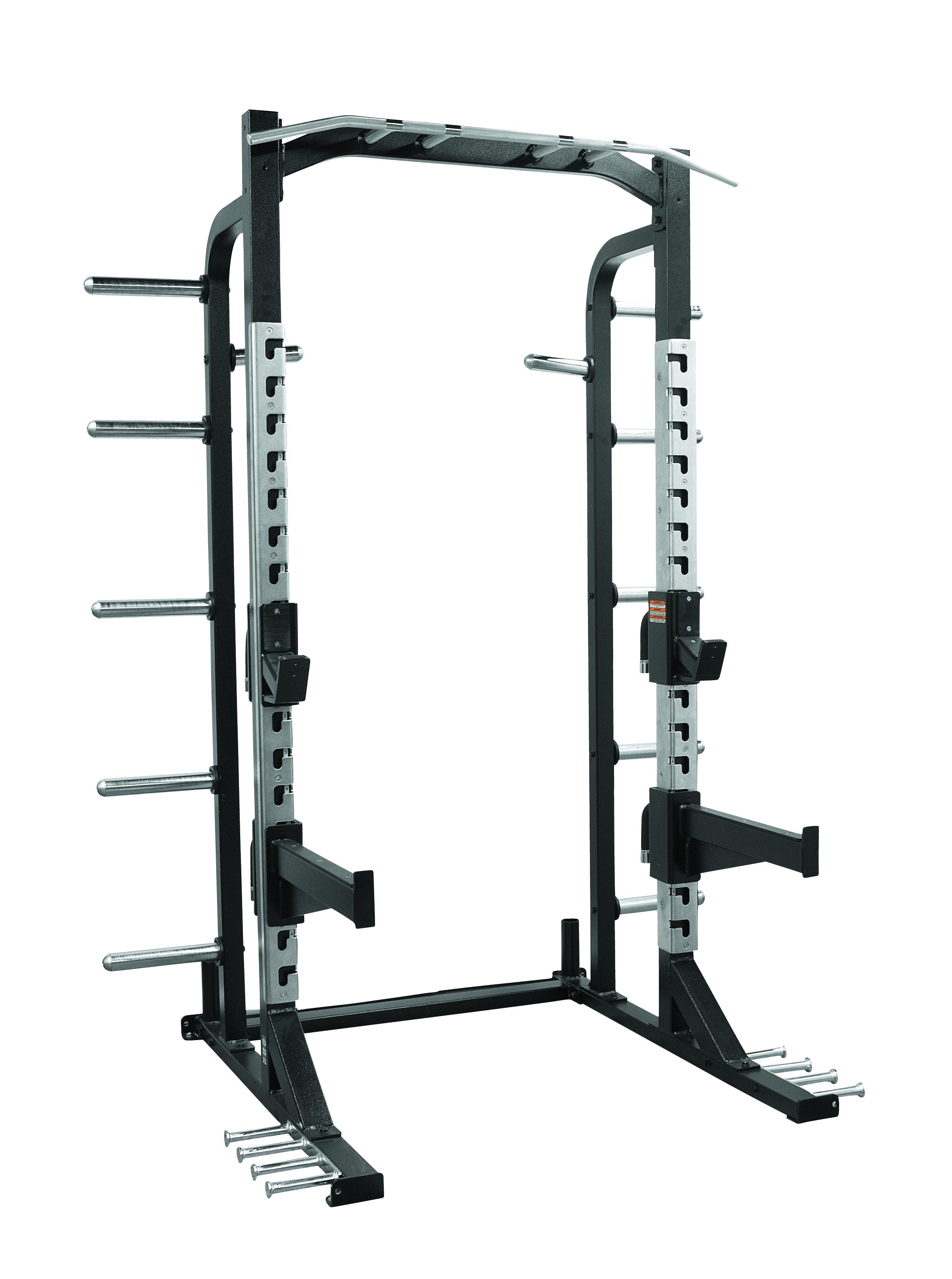 PB Extreme Half Rack - schwarz