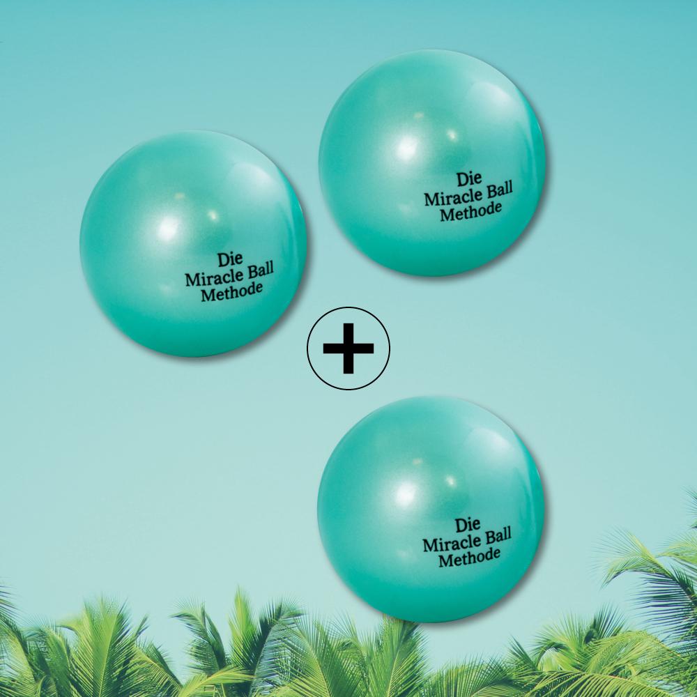 3für2: Miracle-Ball Set