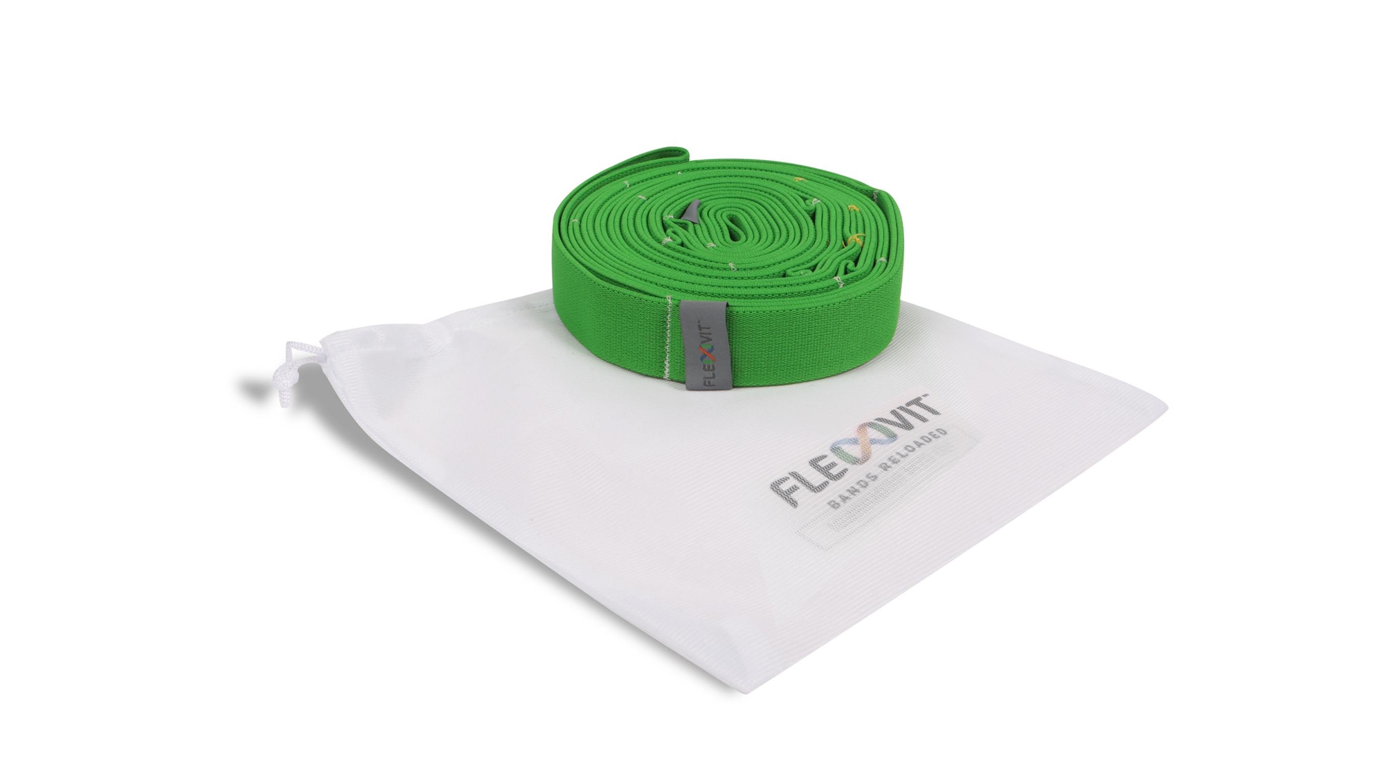 FLEXVIT Multi Band - fitness grün