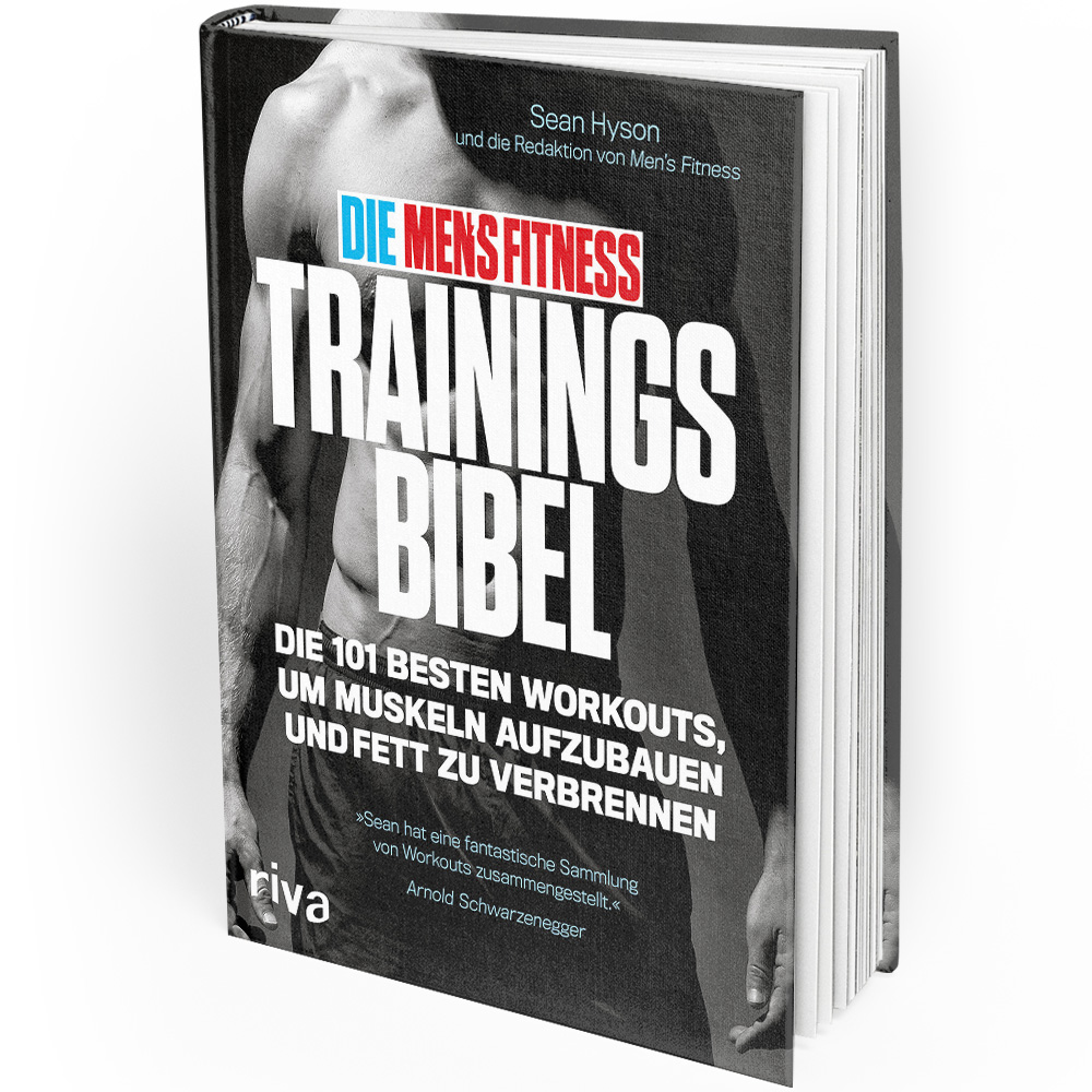 Die Men's Fitness Trainingsbibel (Buch)