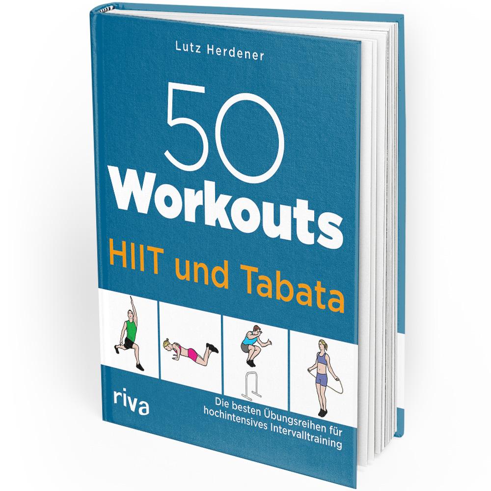 50 Workouts – HIIT und Tabata (Buch)
