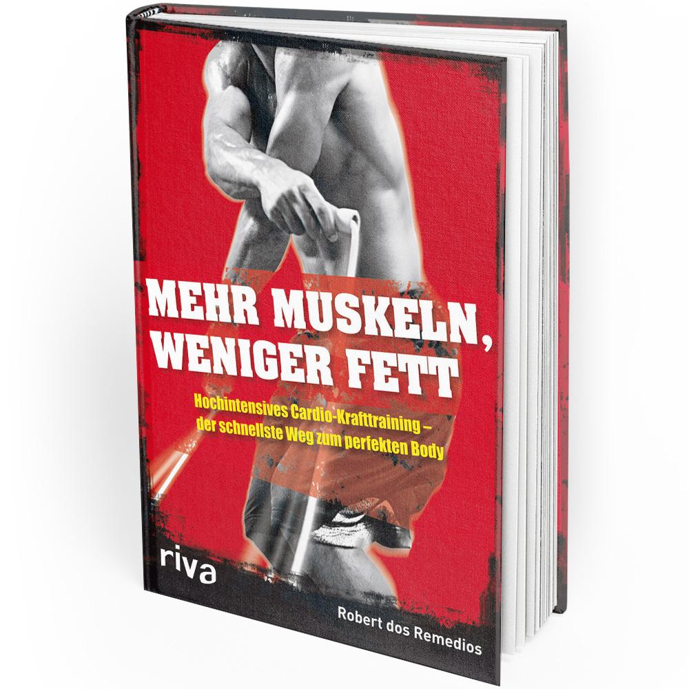 Mehr Muskeln, weniger Fett (Buch) Mängelexemplar