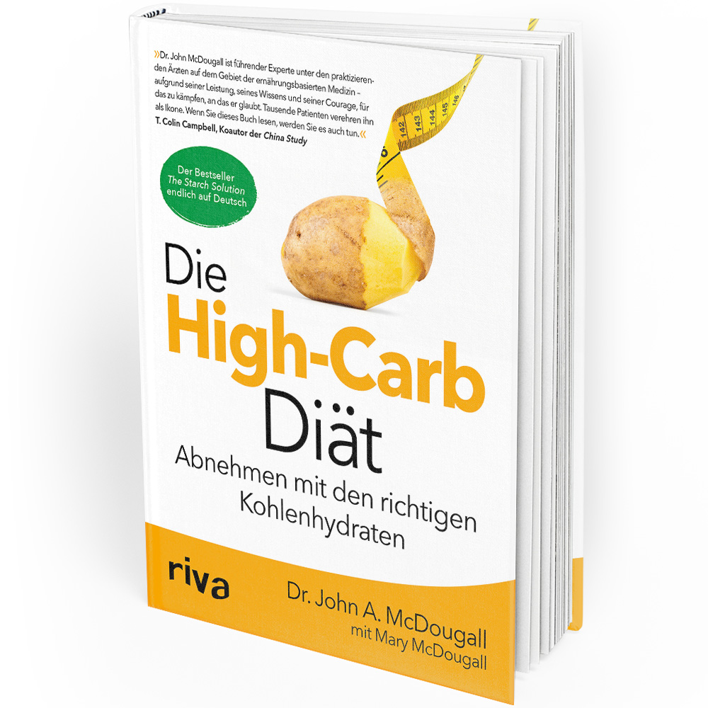 Die High-Carb-Diät (Buch)