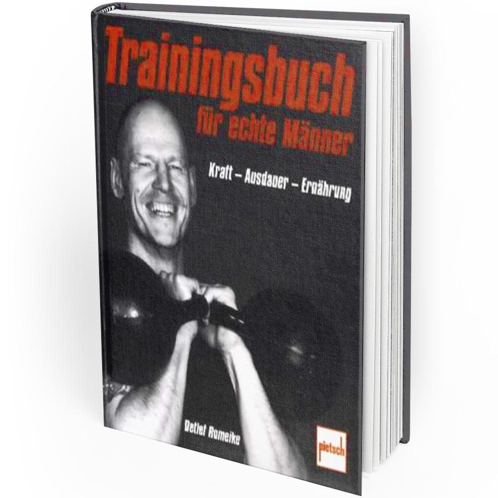 Trainingsbuch für echte Männer(Buch)