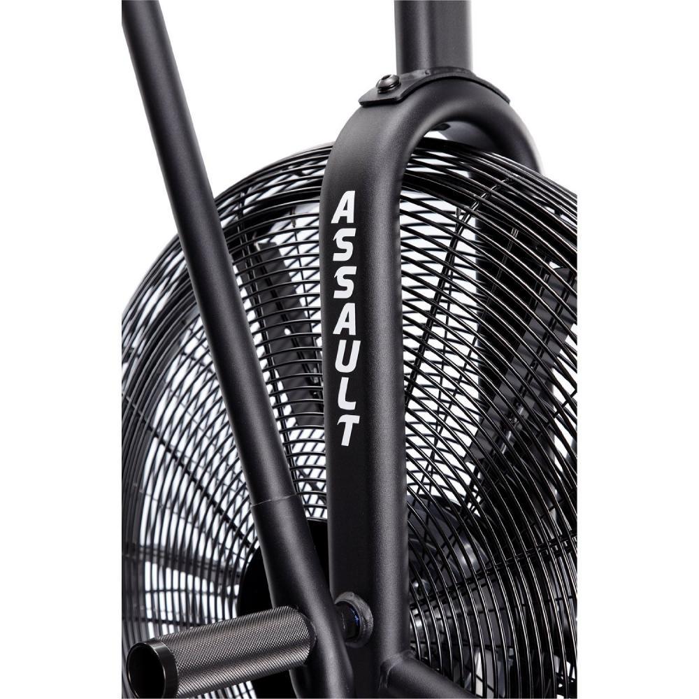 Assault Air Bike - Schwarz
