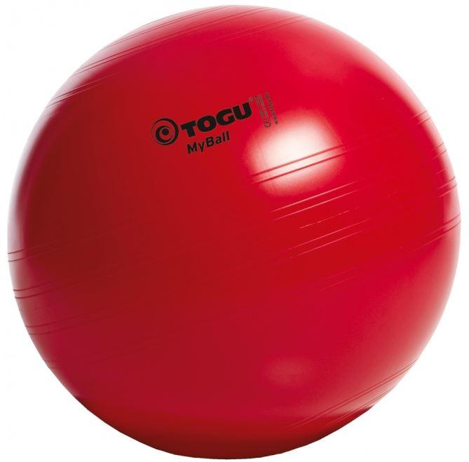 """TOGU® Gymnastikball """"""""MyBall"""""""" - rot 55cm"""