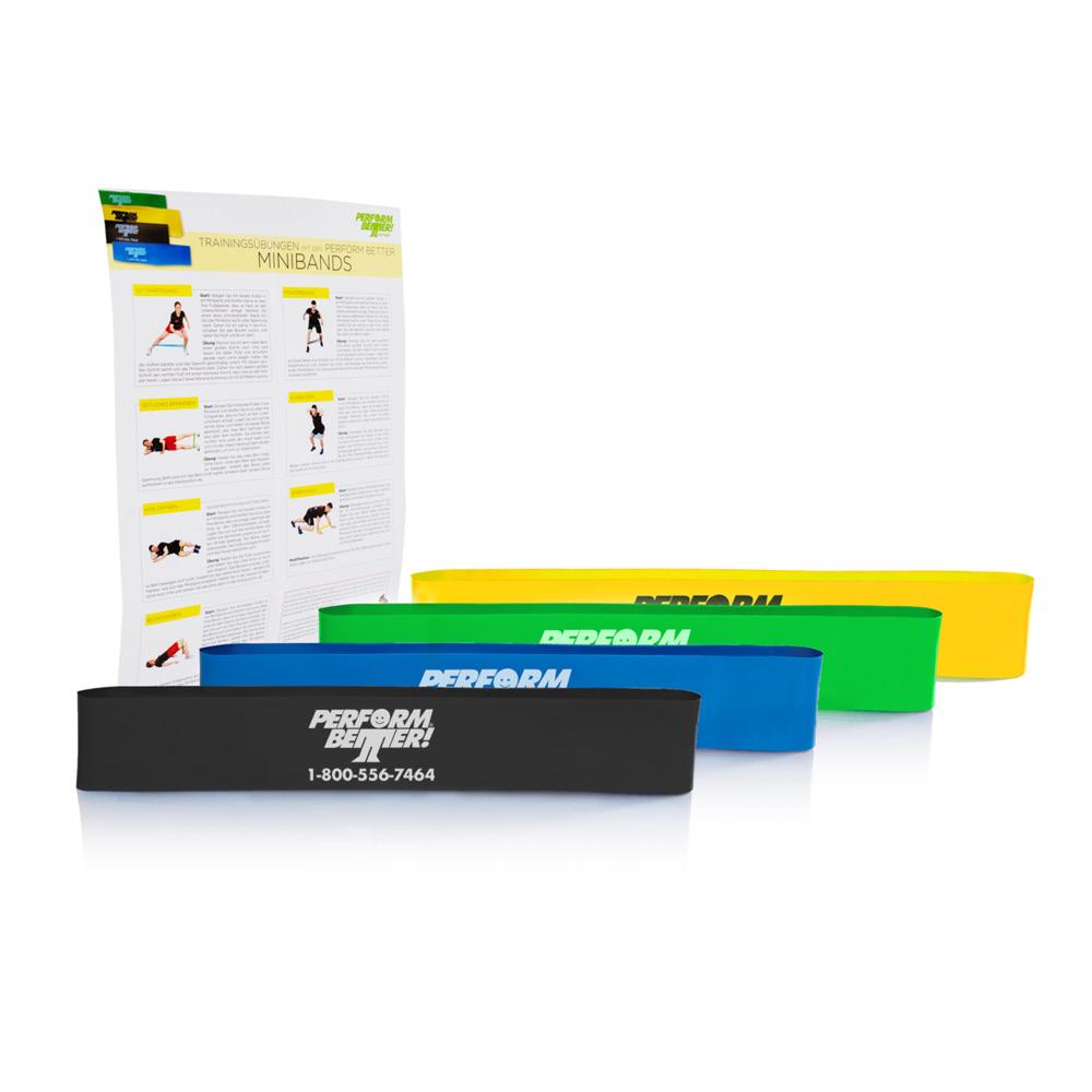 Minibands XL 4er Set