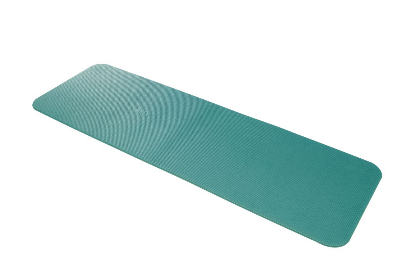 Airex Fitline Trainingsmatte - wasserblau (180 x 58 x 1,0 cm)