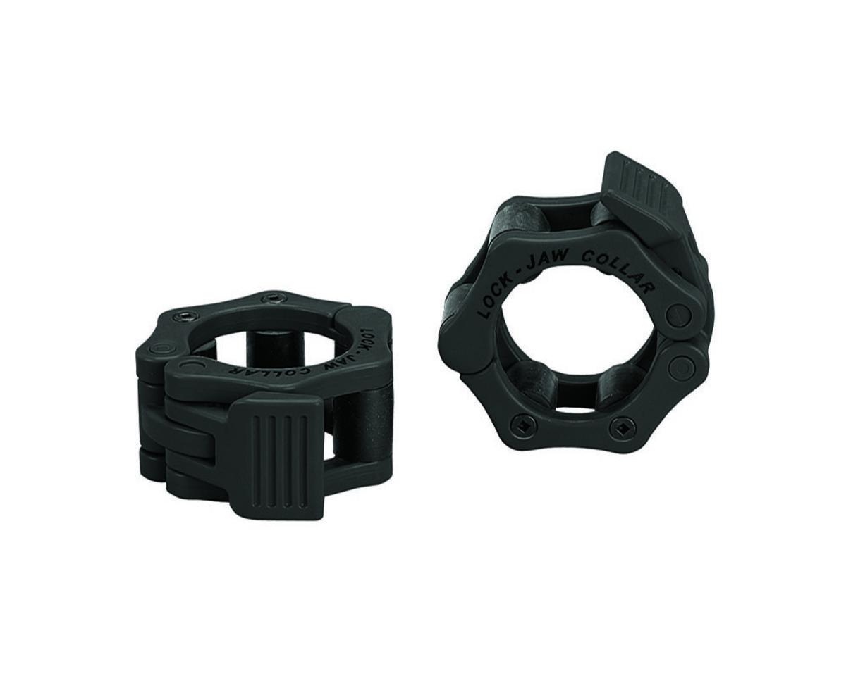 PB Extreme Urethane Group - Lock Jaw Schnellverschluss 1 inch Schwarz (Paar)