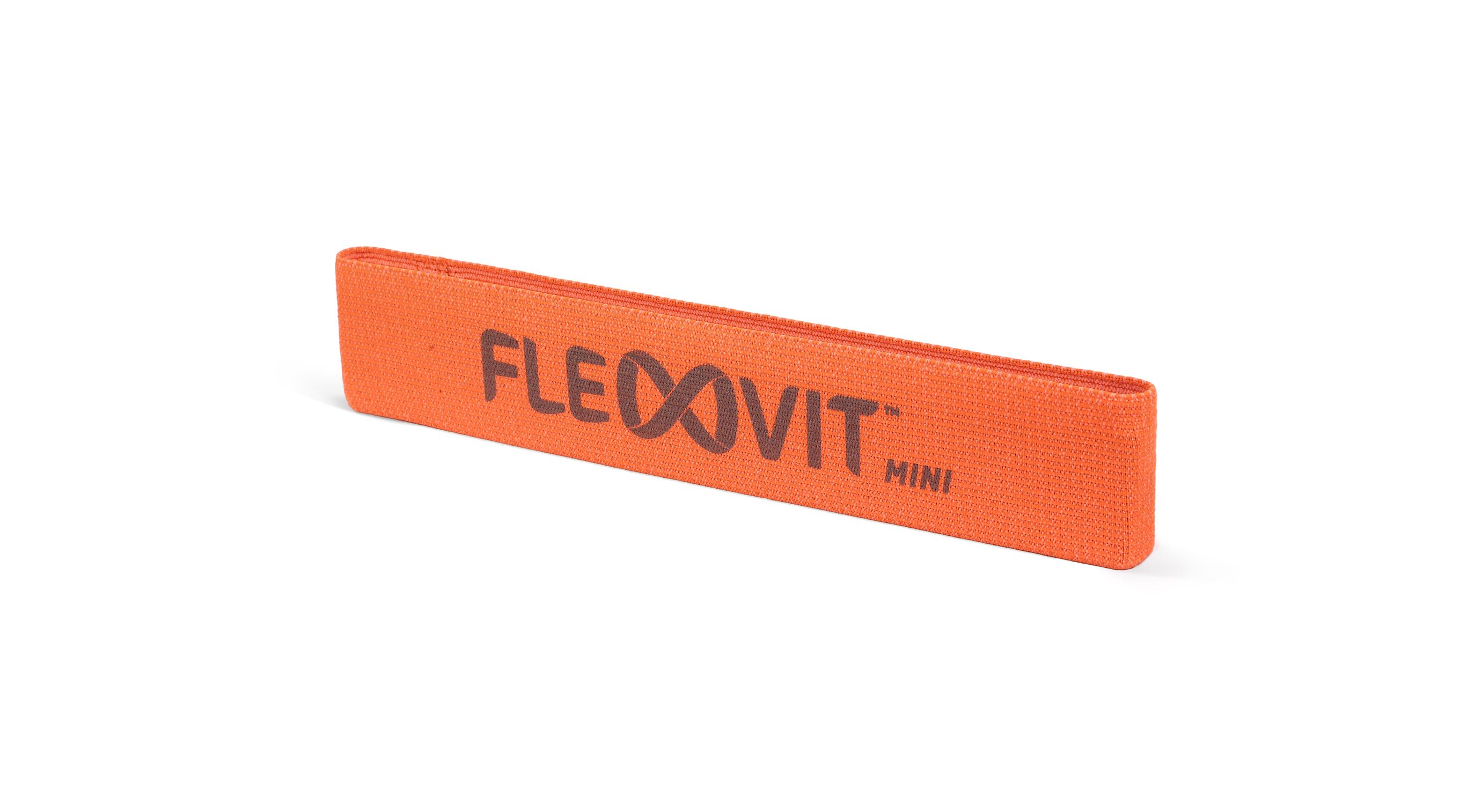 FLEXVIT Mini Band - core orange
