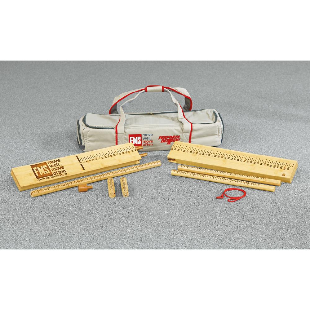 Professional FMS Test Kit - Holz inkl. Tasche ohne DVD