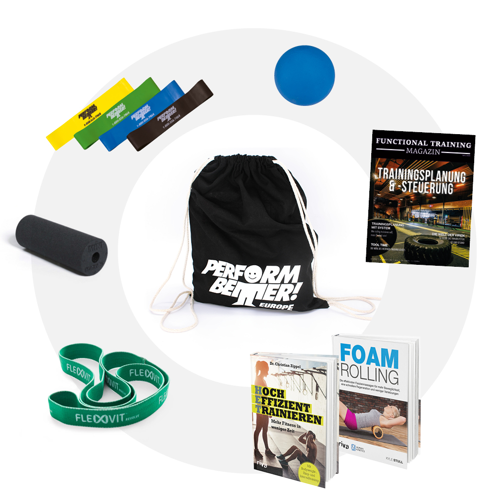 PB Training Bag
