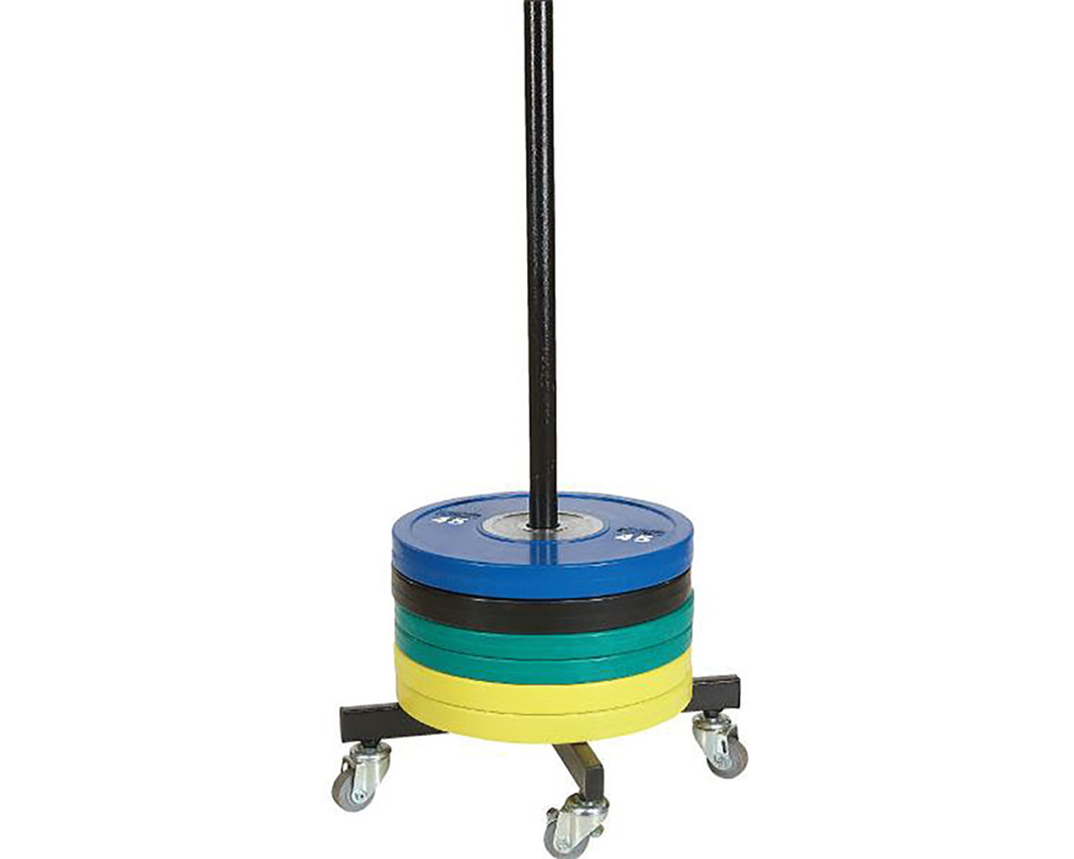 Extreme Portable Bumper Plate Halter