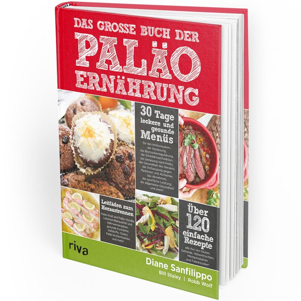 Das große Buch der Paläo-Ernährung (Buch)
