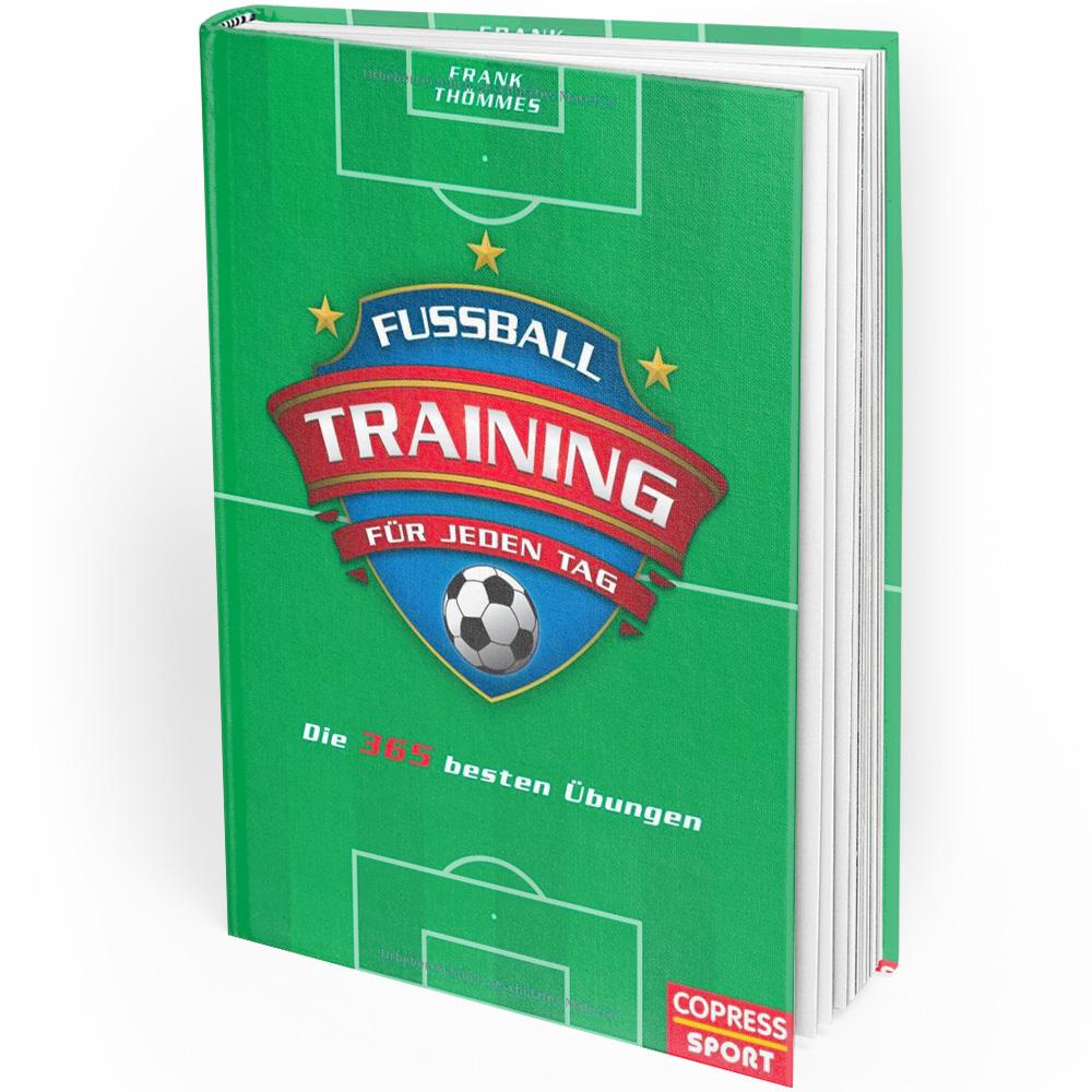 Fußballtraining für jeden Tag (Buch)