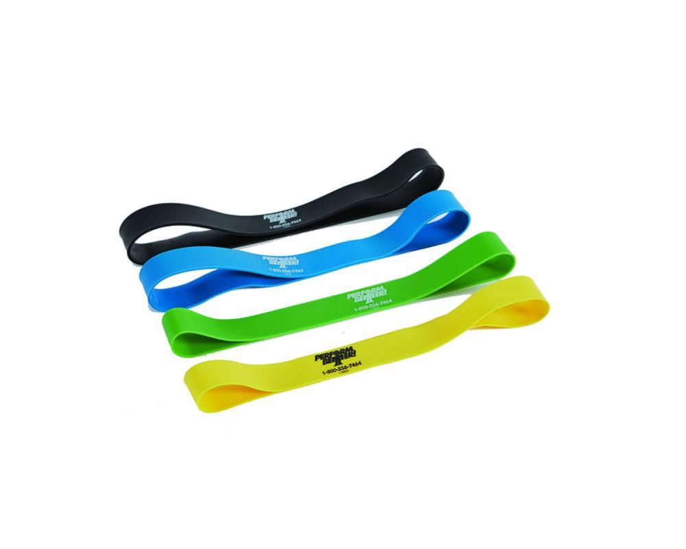 Minibands Elite - Gelb (leicht)