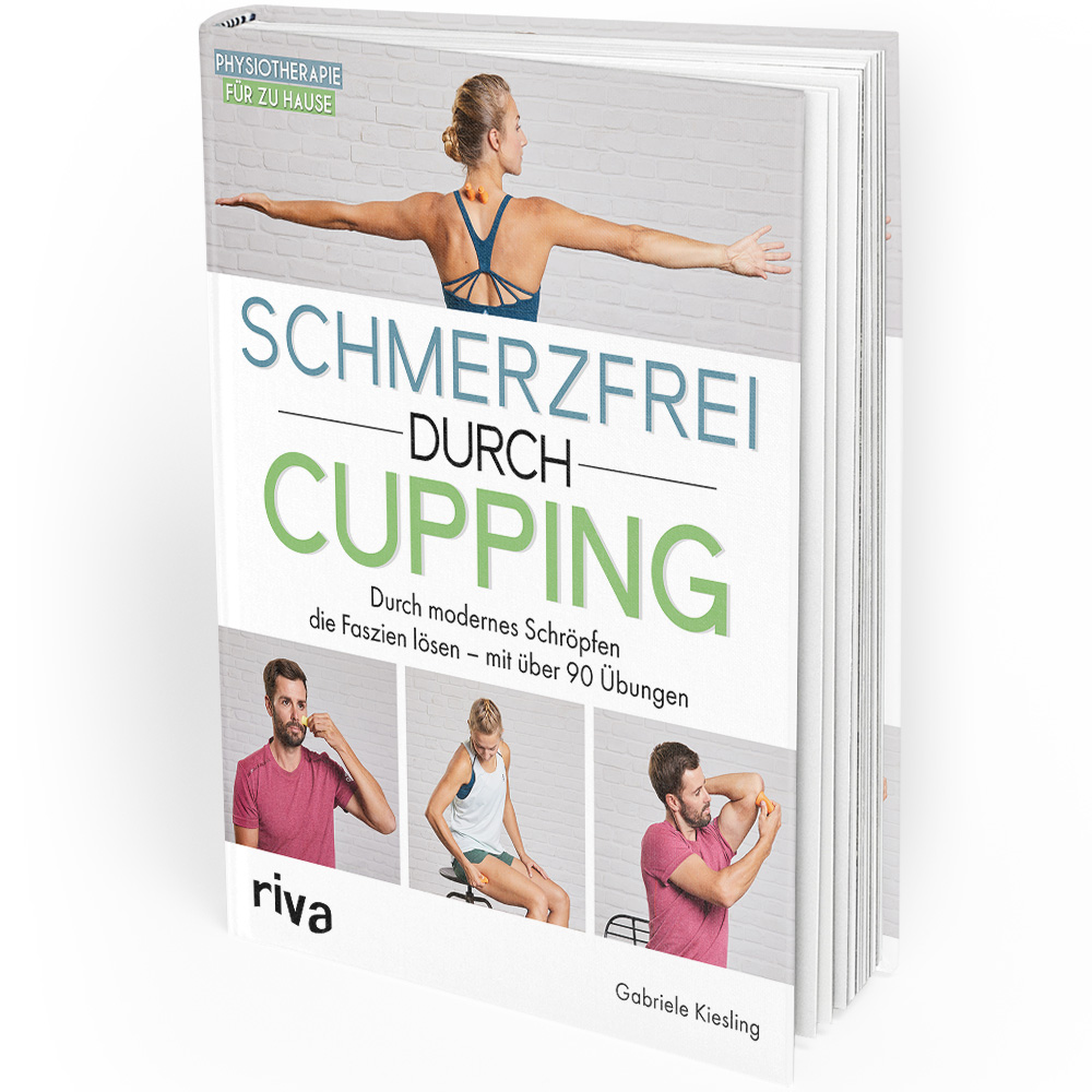 Schmerzfrei durch Cupping (Buch)